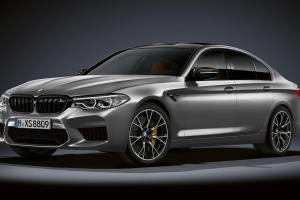 Picture of BMW M5 Competition (F90)
