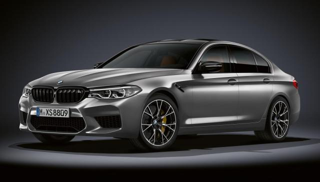 Image of BMW M5 F90 Competition