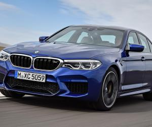 Picture of BMW M5 (G30)