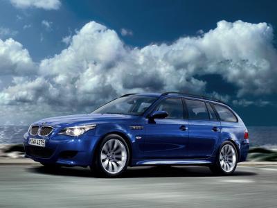 Image of BMW M5 Touring