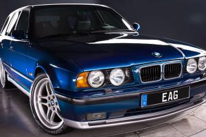 Picture of BMW M5 Touring  (E34)