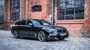 Image of BMW M550d Touring