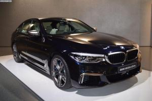 Picture of BMW M550d xDrive (G30)