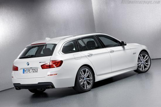 Image of BMW M550d xDrive Touring