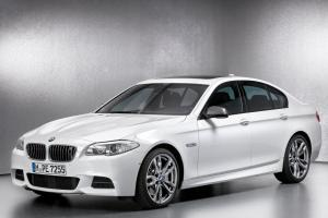 Picture of BMW M550d xDrive (F10)