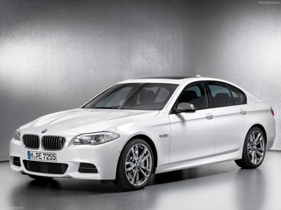 Image of BMW M550d xDrive