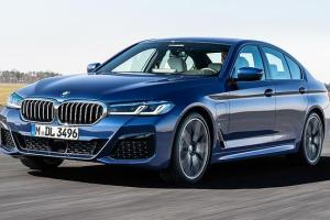 Picture of BMW M550i xDrive (G30 facelift)