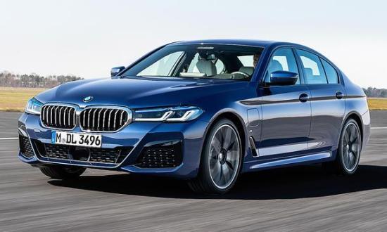 Image of BMW M550i xDrive