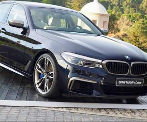 Picture of BMW M550i xDrive (G30)