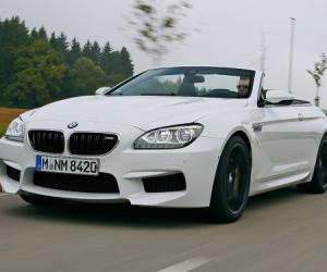 Picture of BMW M6 Cabrio Competition