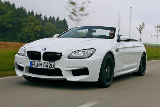 Image of BMW M6 Cabrio Competition