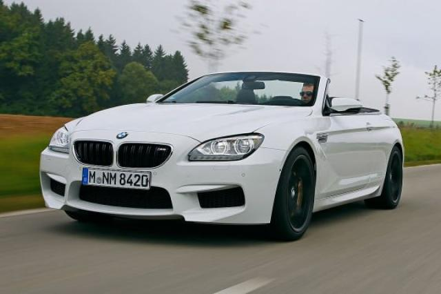 Image of BMW M6 Cabrio Competition Package