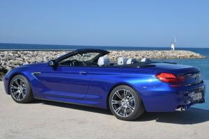 Picture of BMW  M6 Cabrio (F12)