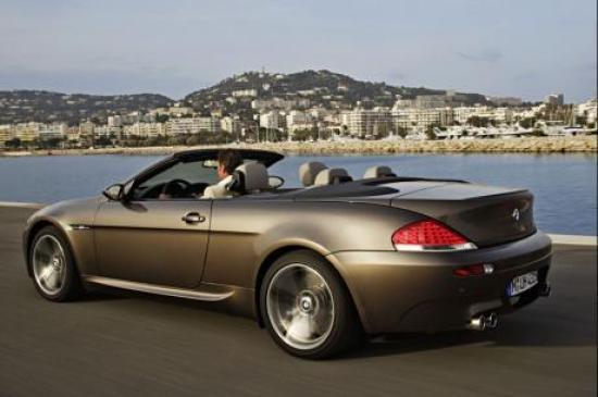 Image of BMW M6 Cabrio