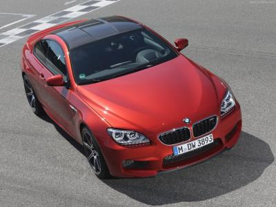 Image of BMW M6 Coupe Competition