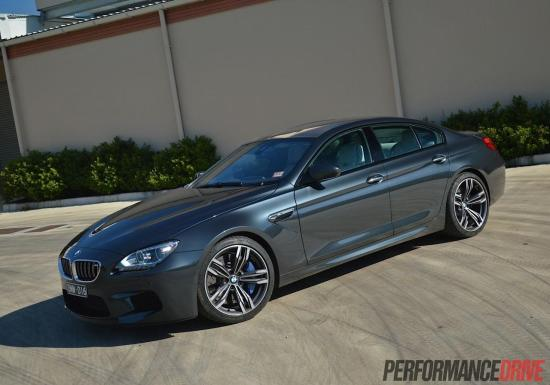 Image of BMW M6 Gran Coupé Competition
