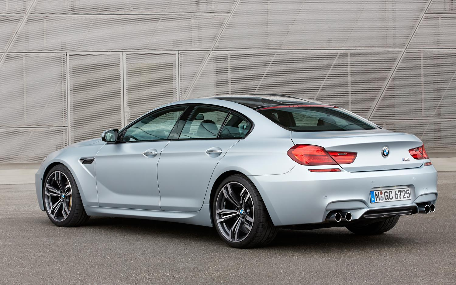 BMW M6 0 60 >> Bmw M6 Gran Coupe Competition Laptimes Specs Performance