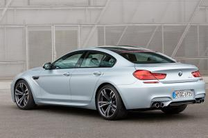 Picture of BMW M6 Gran Coupe Competition