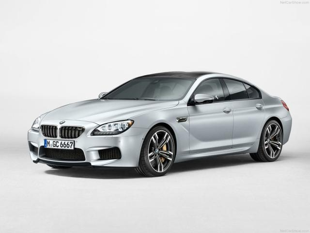 Image of BMW M6 Gran Coupe