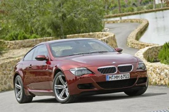 Image of BMW M6
