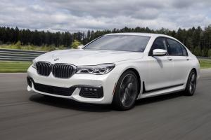 Picture of BMW M760Li xDrive (G12)