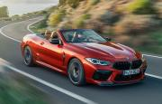 Image of BMW M8 Cabrio Competition