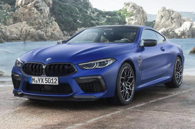 Image of BMW M8 Competition