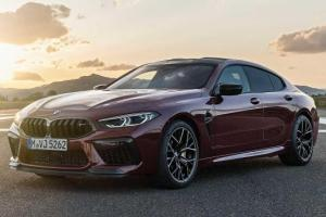 Picture of BMW M8 Gran Coupe Competition (F93)