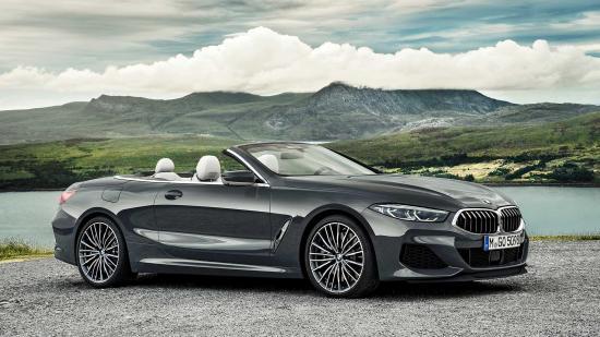 Image of BMW M850i Cabrio