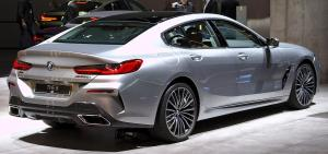 Photo of BMW M850i Gran Coupe G16