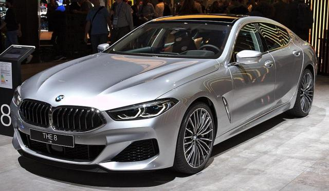 Image of BMW m850i Gran Coupe xDrive