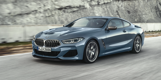 Image of BMW M850i