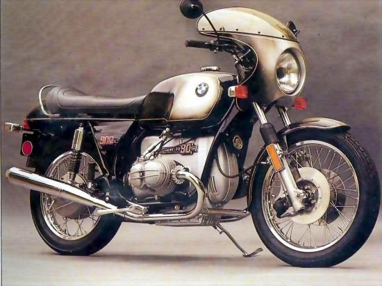 Image of BMW R 90 S