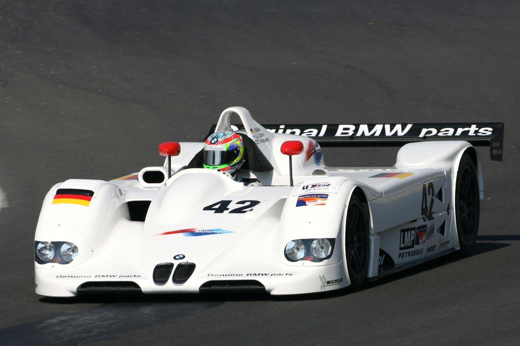 BMW V12 LMR specs, lap times, performance data - FastestLaps.com