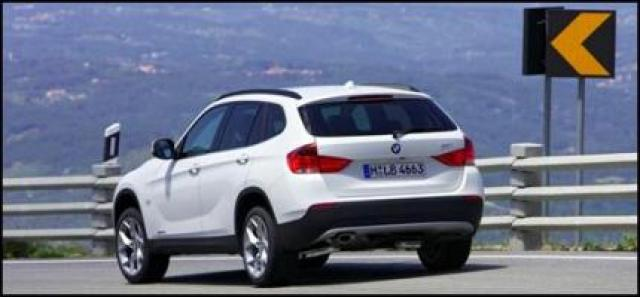 Image of BMW X1 sDrive 18i