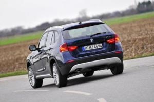 Photo of BMW X1 sDrive 20d