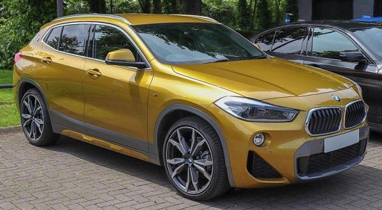 Image of BMW X2 sDrive18i