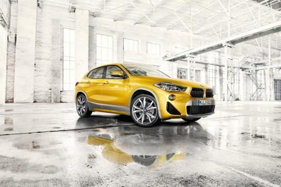 Image of BMW X2 sDrive28i