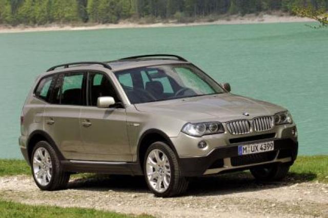 Image of BMW X3 2.0d