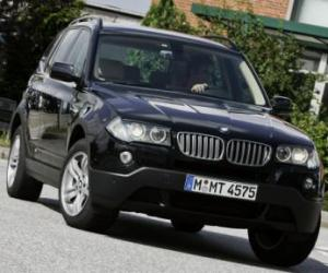 Picture of BMW X3 2.0i
