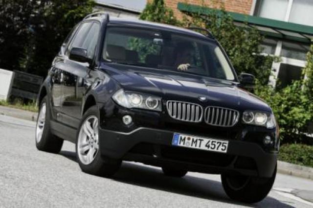 Image of BMW X3 2.0i