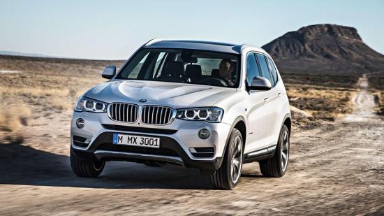 Image of BMW X3 28i xDrive
