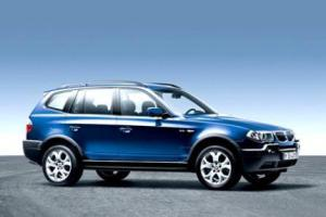 Picture of BMW X3 3.0i
