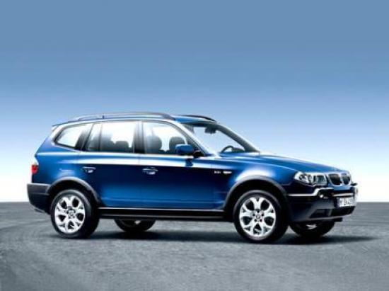 Image of BMW X3 3.0i