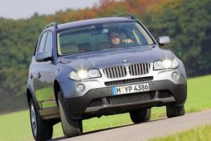 Picture of BMW X3 3.0sd