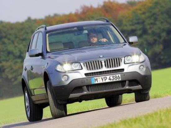 Image of BMW X3 3.0sd