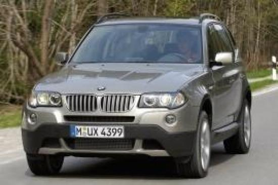 Image of BMW X3 3.0si