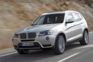 Picture of BMW X3 xDrive 20d (F25)