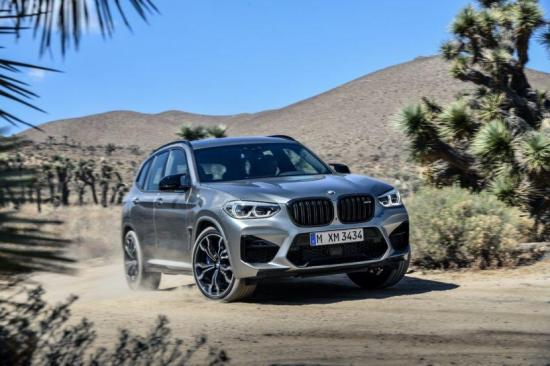 Image of BMW X3 M Competition