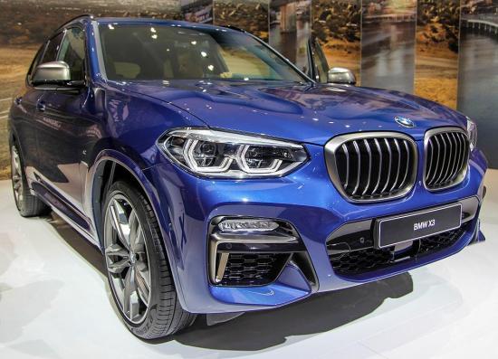 Image of BMW X3 M40i